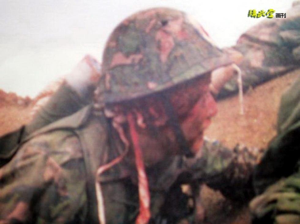 中越边境战争中的英雄