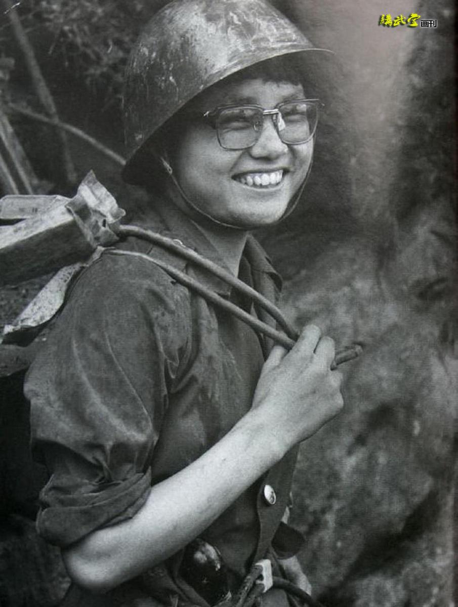 中越边境战争的英雄