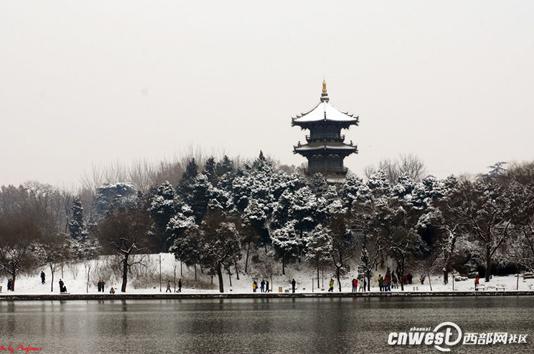 2015第一场雪去哪看 西安十大赏雪地推荐