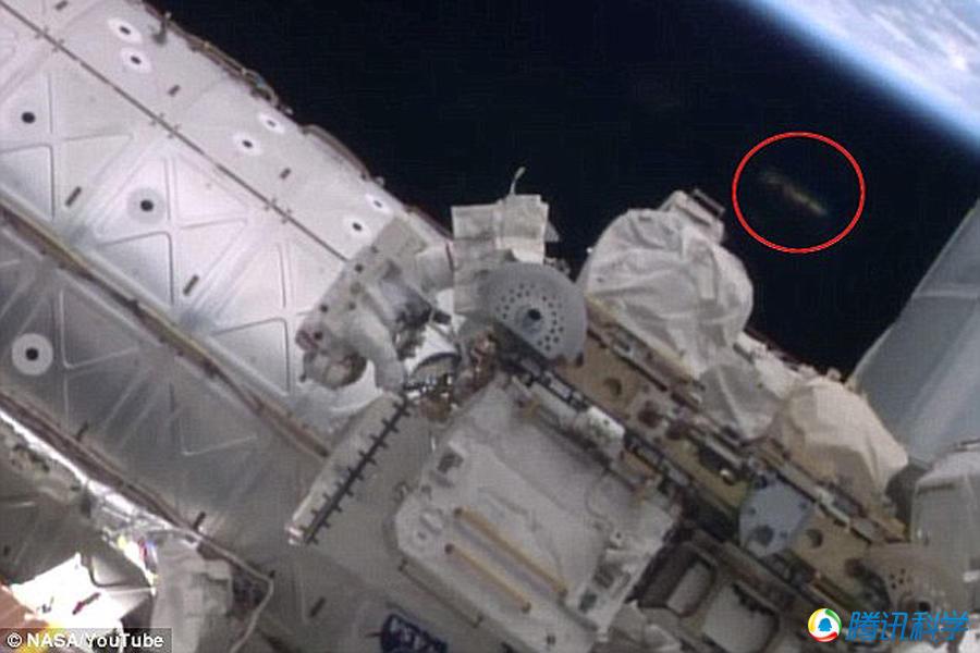 谋论者声称这是外星飞船抵达地球的证据,但科学家认为这可能是