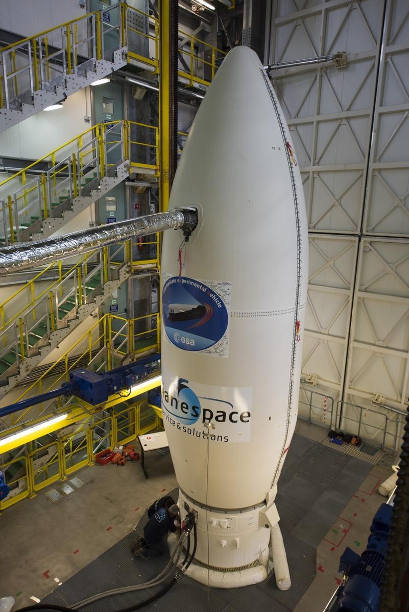 欧洲版太空飞机成功发射并回收