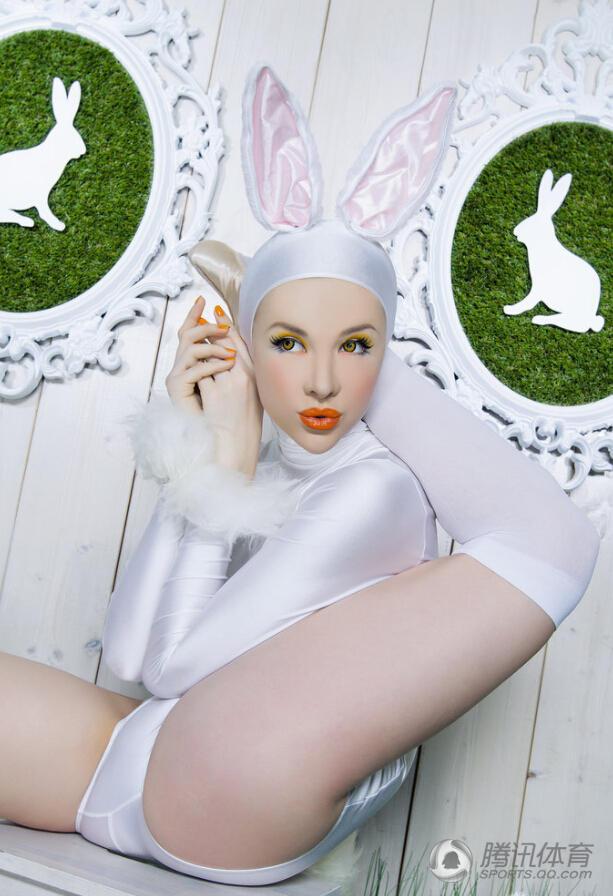 世界最柔软女人大PK俄罗斯柔术美女札拉塔Zl