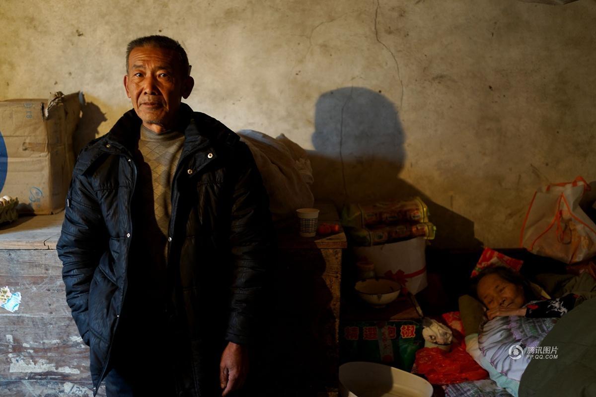 为朱贤顺是上门女婿,他还要抚养媳妇的父母.朱贤顺说早些年还图片
