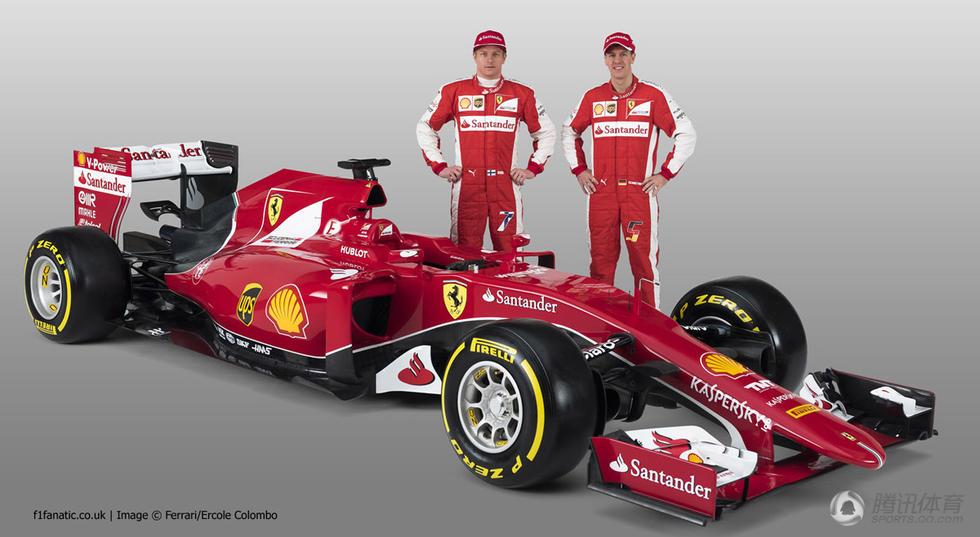 F1新赛季赛车 红牛豹纹装闪瞎眼 路特斯惊艳