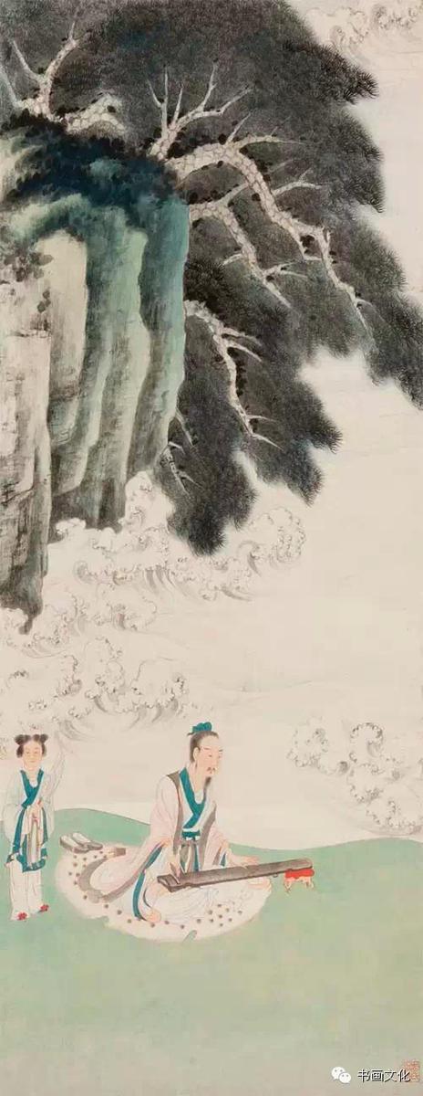 盛唐画坛第一:王维山水画作赏析