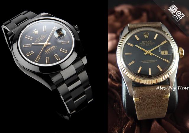 【3块劳力士Datejust腕表】做工精良、价格不菲的劳力士一直是钟表图片