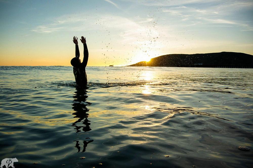 震撼风光:人与自然 - 云水禅心 - 云水禅心
