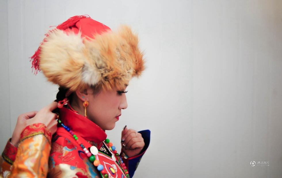 【中国人的一天】西部裕固族嫁女婚俗