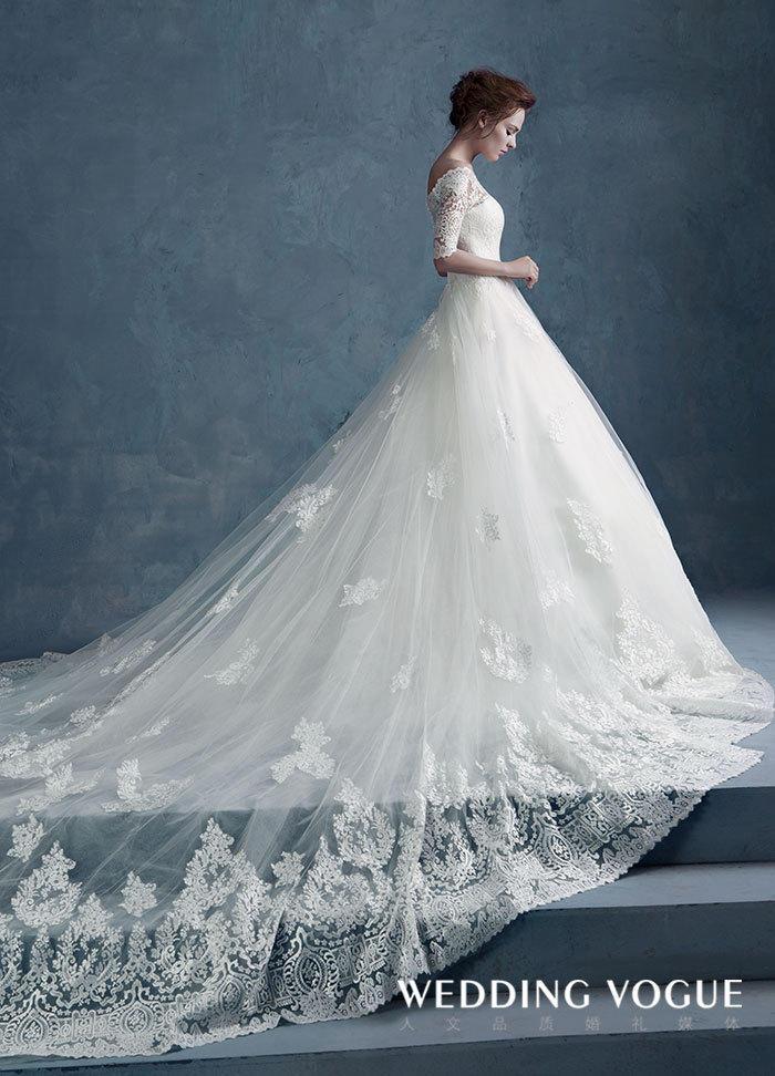 4、适合做婚纱的真丝面料