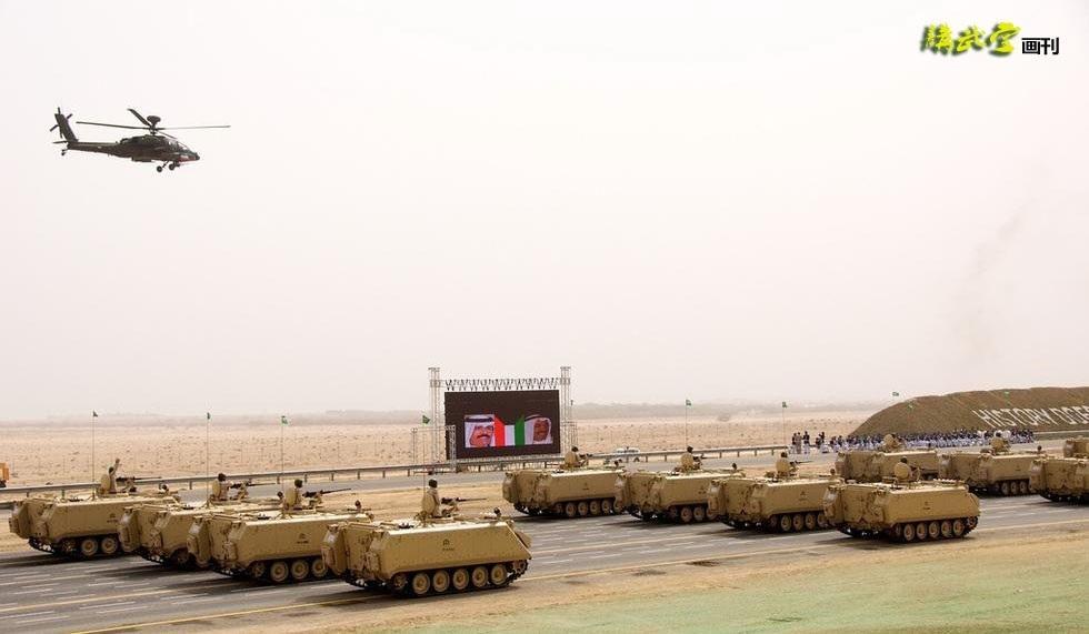 沙特陆军实力