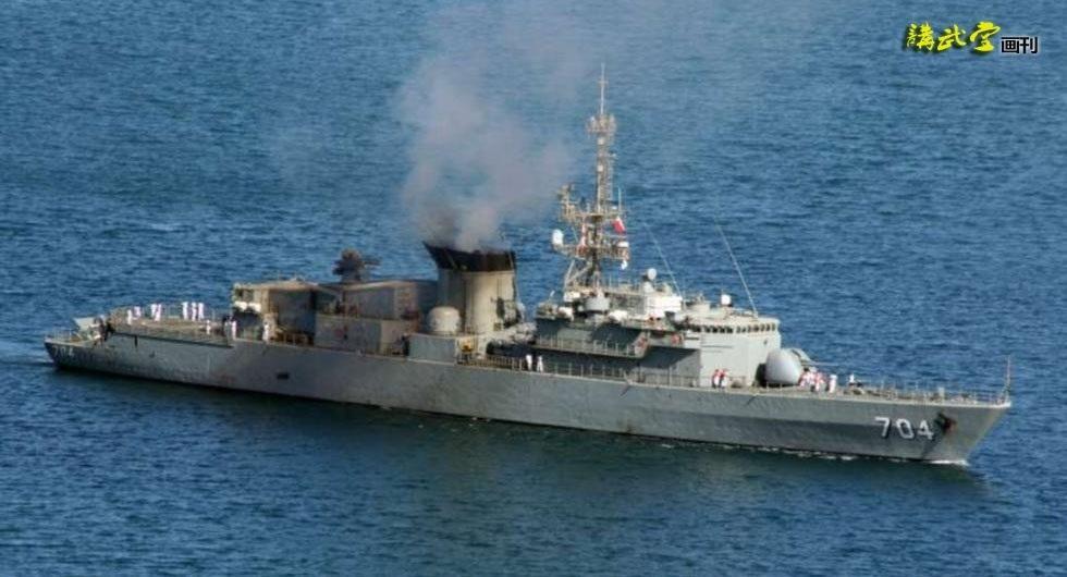 沙特海军实力