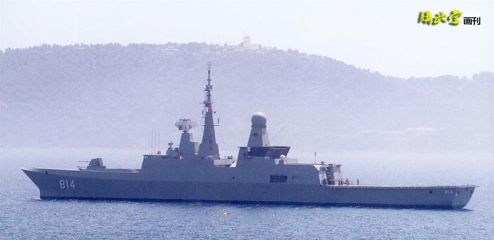 沙特海军军事实力