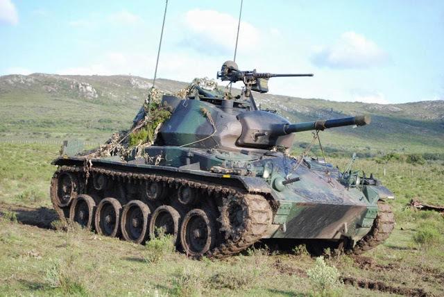 ...二战后期装备的M24
