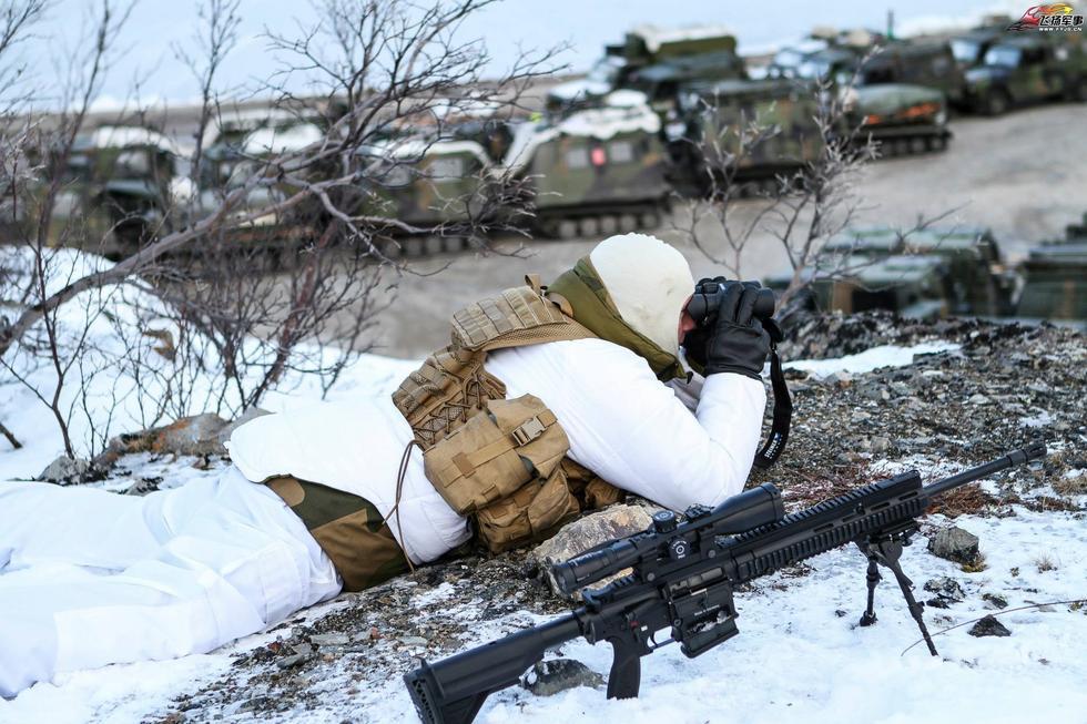 挪威军事实力