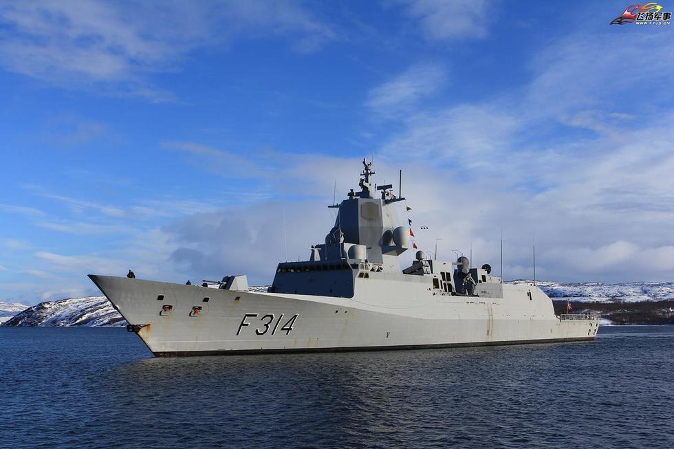 挪威海军实力