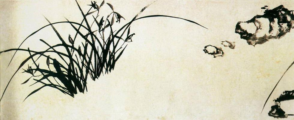 中国历代名家梅兰竹菊绘画欣赏图片