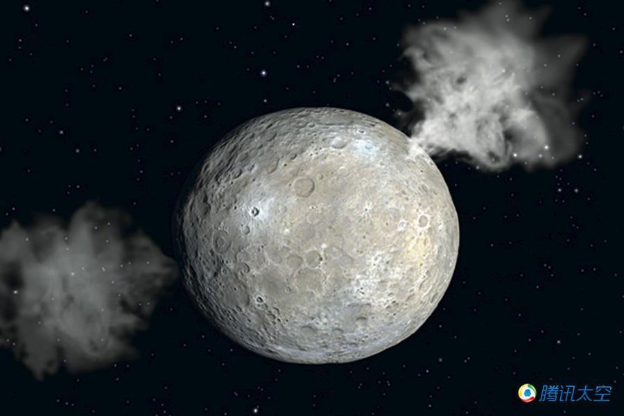盘点太阳系可能存在海洋的星球