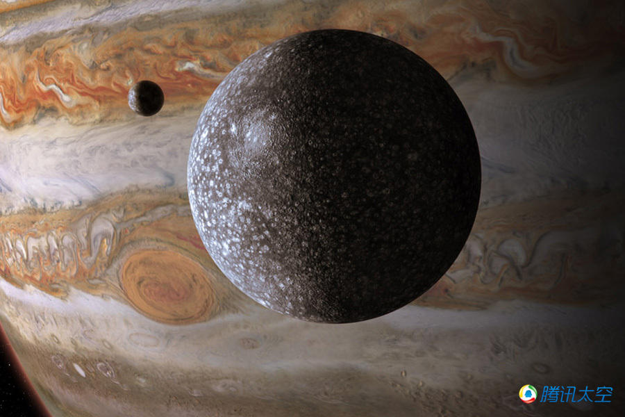 太阳系可能存在海洋的星球