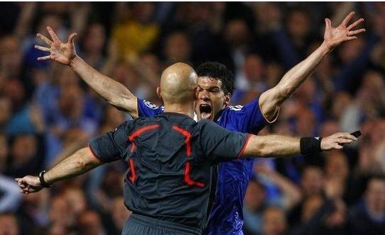 季欧冠半决赛:切尔西VS巴萨】这是一场堪称欧冠史上耻辱一刻的