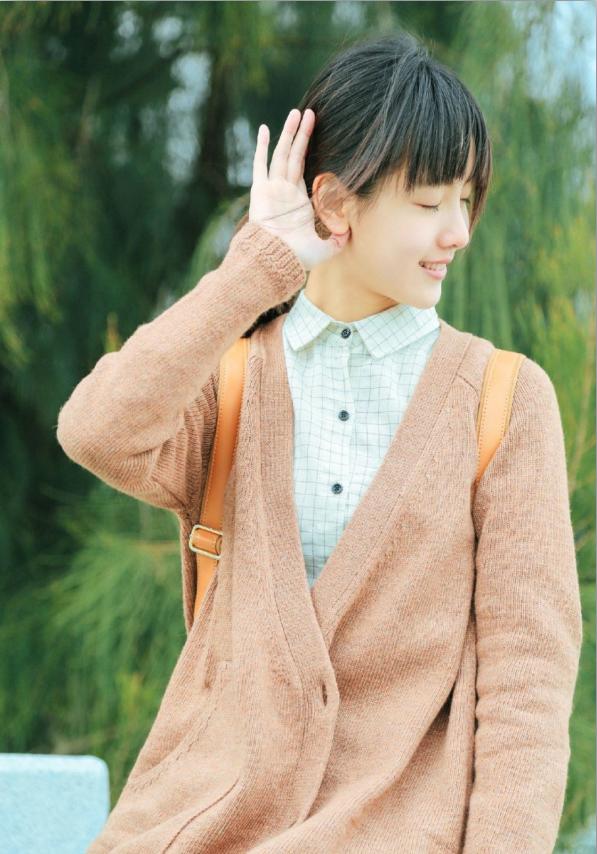 21岁南航校花陈都灵清纯绝美秒杀奶茶妹妹