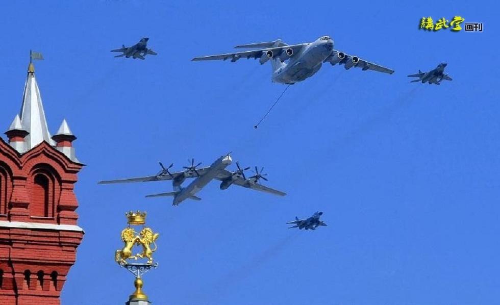 4236,俄罗斯卫国战争胜利70周年(原创) - 春风化雨 - 春风化雨的博客