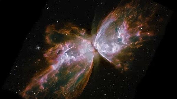 从宇宙烟火看哈勃望远镜25年路