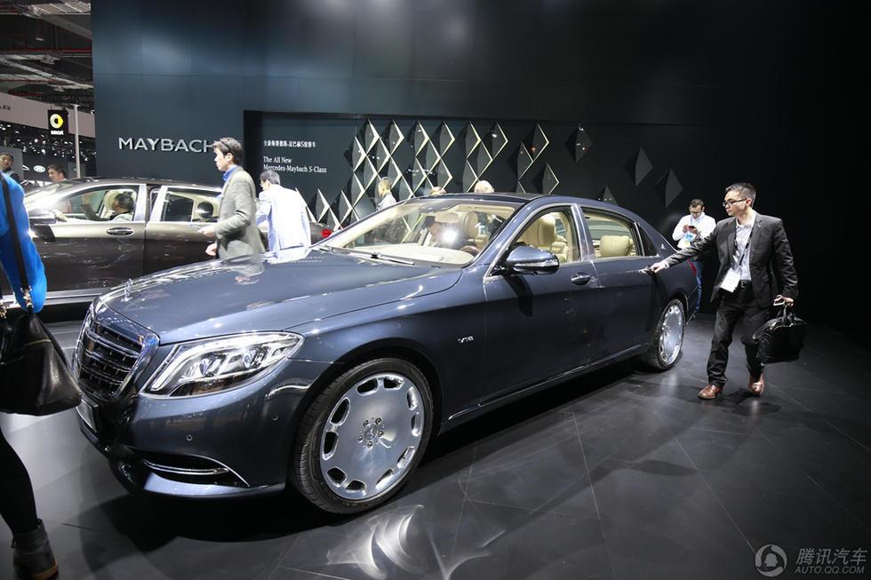 梅赛德斯-迈巴赫 S600 售价:288.8万人民币作为梅赛德斯全新子品