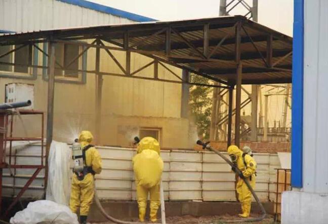 邢台一企业发生稀酸混合烟气外泄 无人伤亡