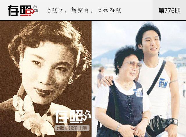上海滩歌谱妈妈的吻-存照 他们的母亲本身就是传奇