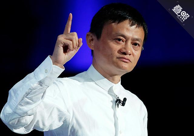 【马云:演讲颜值不够霸气来凑】2013年的一次会议上,马云炮轰中国