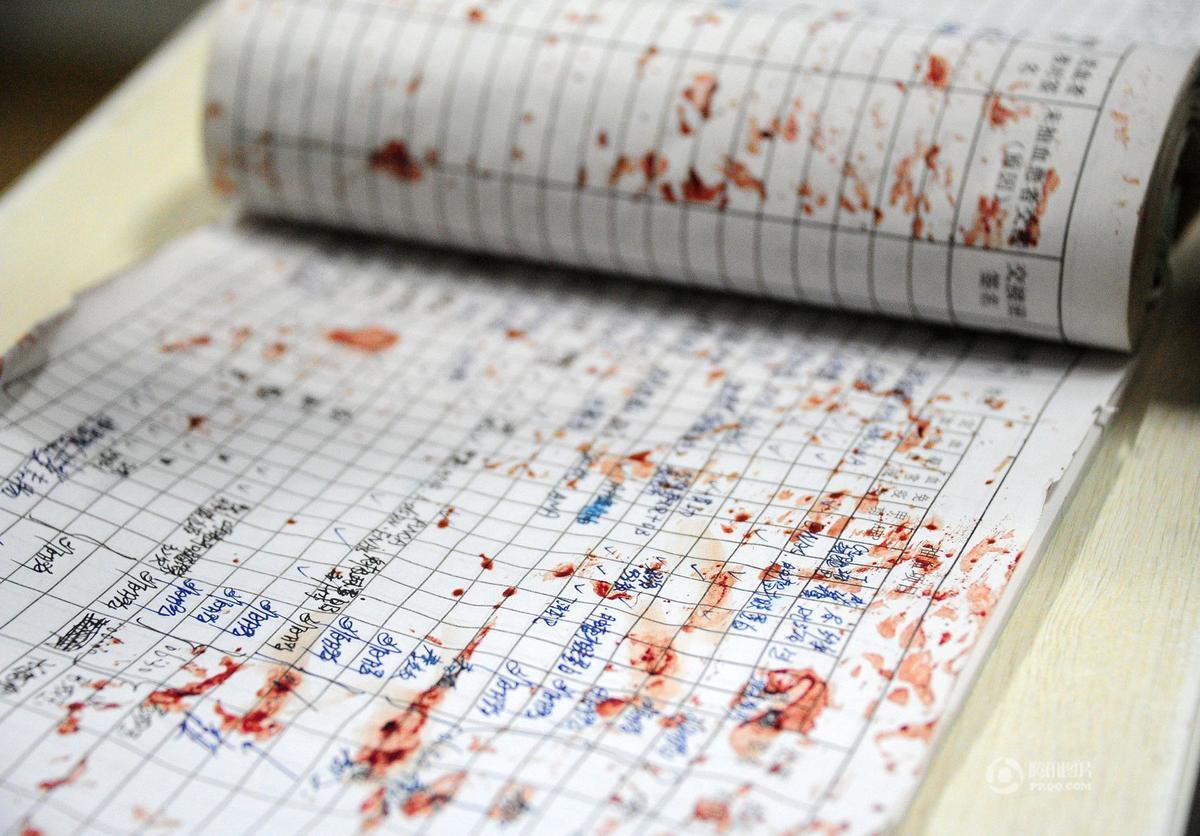 昆明昆医附一院护士遭男子砍伤