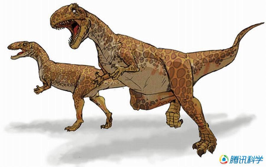 学家发现世界上最早的带毛恐龙化石