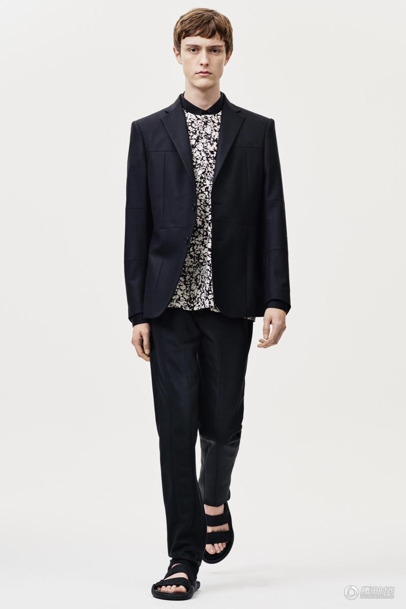 Christopher Kane 2016春夏 男孩气息的贵族绅士