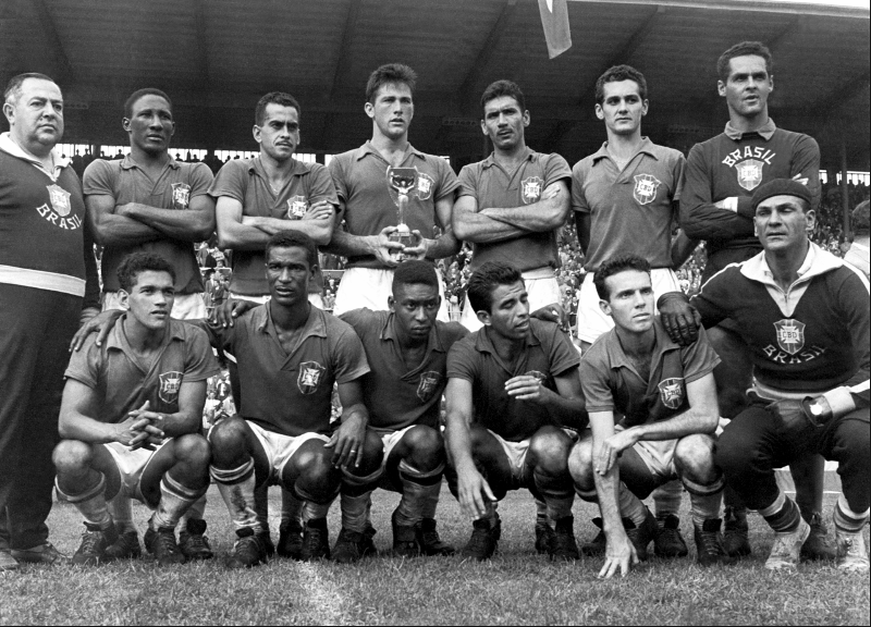 这样的巴西太陌生 记忆中的桑巴军团去哪了