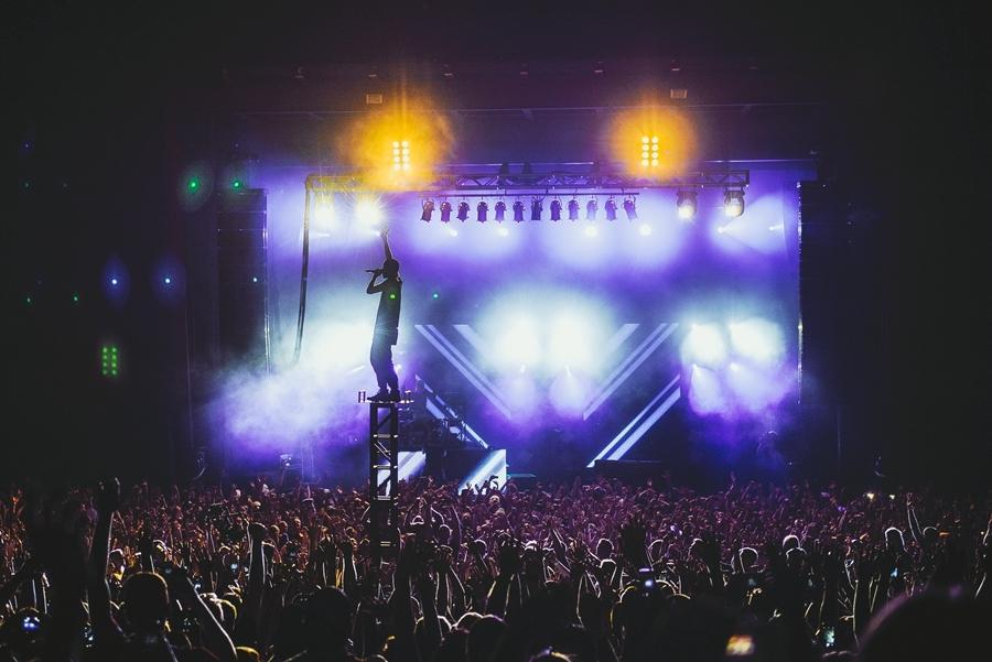 二十一号飞行员乐队上海演唱会开启 用音乐点燃狂热潮流