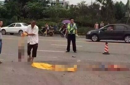 电瓶车与货车相撞 电瓶车司机死亡货车逃逸