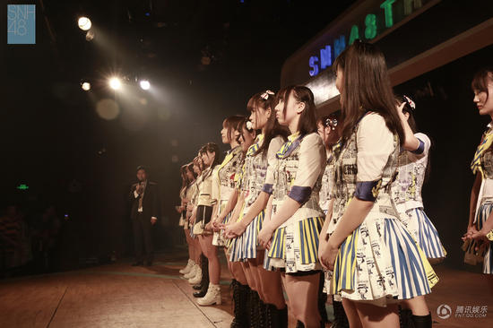 SNH48第2届总选举成员目前排名 投票金额超千万