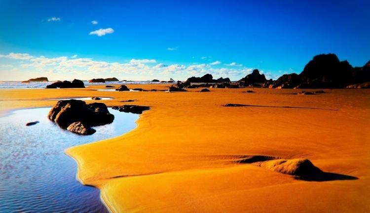 """中国""""即将消失""""的沙漠 揭秘榆林毛乌素沙漠"""