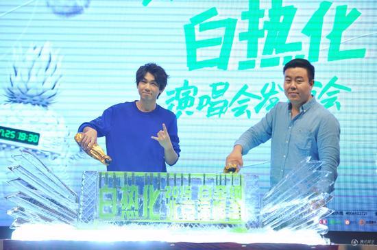 白举纲北京工体演唱会7月25日开唱 舞美展示高科技摇滚