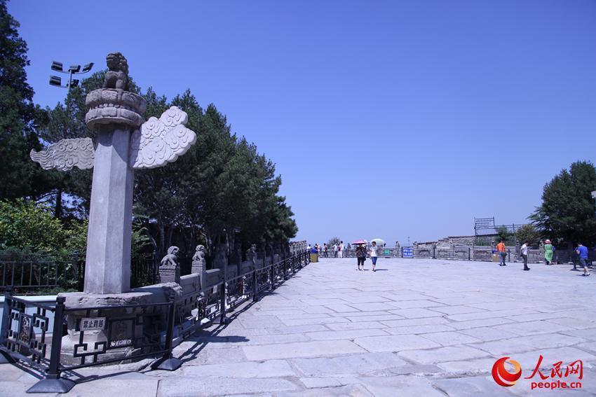 卢沟桥今昔对比照