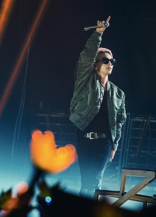 bigbang泰国演唱会成功结束 2万多粉丝为之狂热