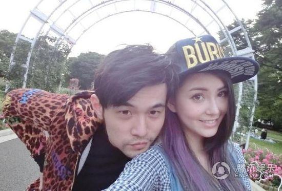 周杰伦和妻子昆凌(资料图)