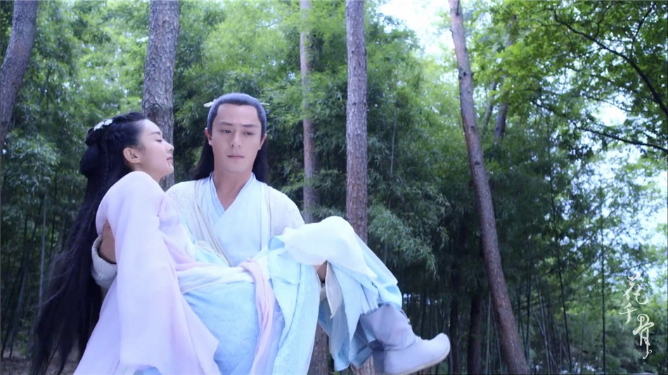 霍建华赵丽颖公主抱图片