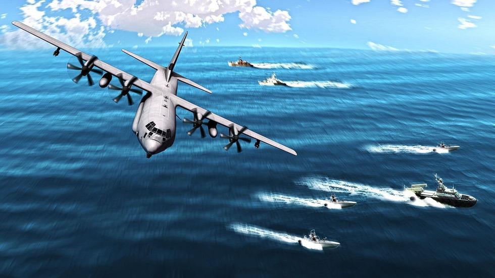 反潜版C-130