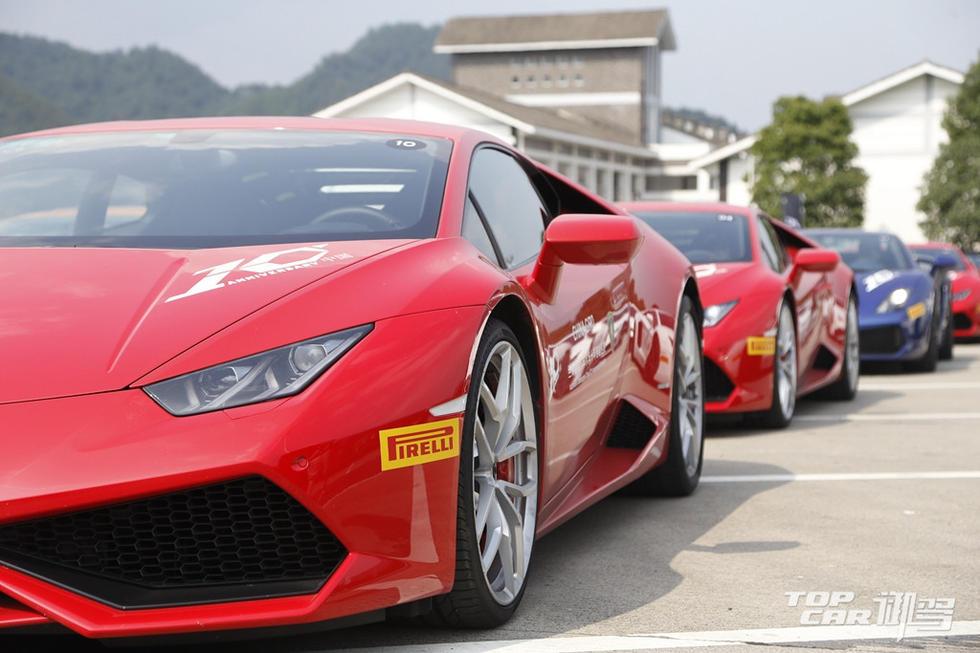 今年恰逢兰博基尼进入中国市场十周年,为答谢广大兰博基尼汽车图片