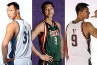 易建联NBA生涯宣传照回顾