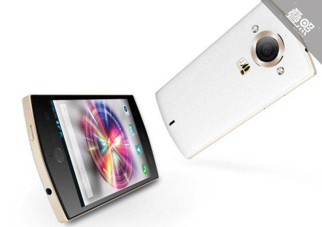 """【印度厂商推美图手机""""姐妹版""""】印度第一大手机厂商Micromax在3图片"""
