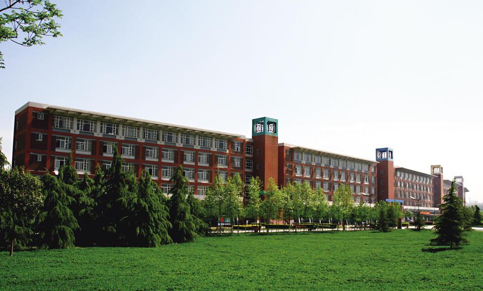 看看你所不知道的西安欧亚学院 风景欣赏