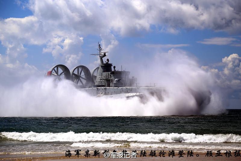 法媒评辽宁舰编队在台湾附近军演:不排除武统可能