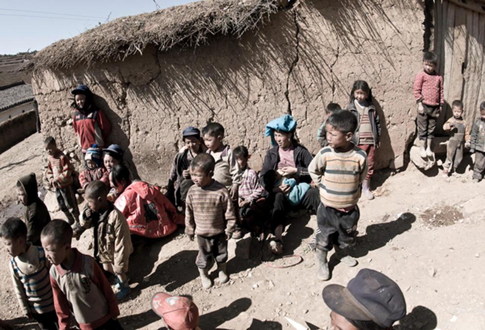 【特点:贫困人口分布相对集中】2009年凉山彝族人口占该州总人口的